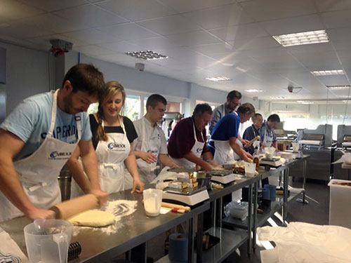 Professional Bakery Courses at Brook Food in Somerset