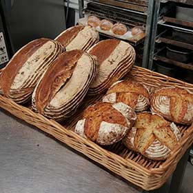 Bread Baking Classes By Mark Bennett